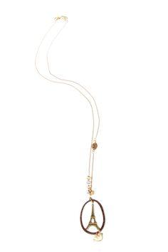 Eiffel Tour Necklace