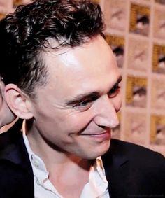 Thomas William Perfect Hiddleston