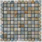 MS International 12 in. x 12 in. Horizon Tumbled Quartzite Mesh-Mounted Mosaic Tile-SMOT-GWQ-2X2-T at The Home Depot