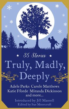 Buy Truly, Madly, Deeply by Romantic Novelist's Association and Read this Book on Kobo's Free Apps. Discover Kobo's Vast Collection of Ebooks and Audiobooks Today - Over 4 Million Titles! Half Smile, Hunting Girls, Truly Madly Deeply, Head Over Heels, Everlasting Love, Waiting For Her, Blue Bloods, She Likes, One Light