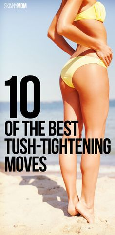 Get a better booty in no time with these 10 butt exercises!