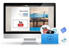 Free Online Magazine Maker: Create Interactive Digital Magazine from PDF | Flipbuilder.com