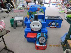 Attractive Thomas The Train Complete Bedroom Set.
