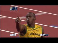 Athletics Men's 200m Final Full Replay - London 2012 Olympic Games - Usain Bolt Gold Medal