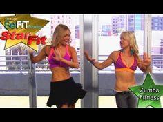 Zumba Fitness Dance Workout- Star Fit