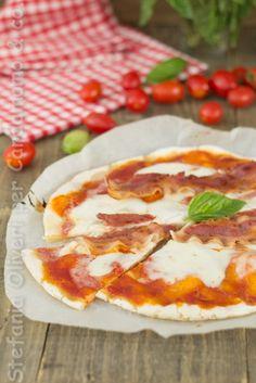 Pizza con lievito madre, senza glutine | Cardamomo & Co.