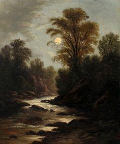 H. Williams - Moonlight in the Glenn