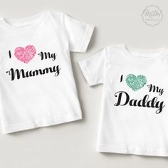 mithi-memories_gallery_i-love-mummy_-i-love-daddy-tshirt www.mithimemories.com mithi memories, children clothing, baby clothing, sweeter than jalebi, indian, Punjabi, Pakistani, gujarati, Urdu, desi, design,baby grow, t-shirt, bib, customise clothing, customised clothing, design, illustration, screen printing, jalabi, memories, I love my mummy, I love my daddy, I love my autie, I love my uncle, I love my nani, I love my nana, I love my grandma, I love my grandad