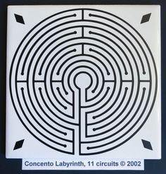 Concento Labyrinth