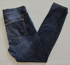 """Gap 1969 Legging Jean 31 12 Santa Cruz Blue Stretch skinny Denim Jeans 2013 29"""" #GAP #LeggingsSlimSkinny"""