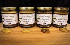 Les moutardes de Gourmet Sauvage | Déballez le Québec