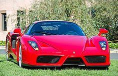 Ferrari Enzo - Alpine Concours
