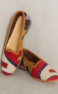 07c95a214cf1ce Artemis Kilim Loafers  anthroregistry Flat Dress Shoes