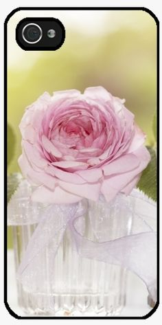 Case for Iphone 5/5S - Shabby Rose - by UtArt