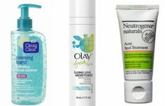 Face Products for Any Type of Skin!