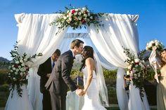 St Francis Winery, bertolibridal.com bertoli bridal floral