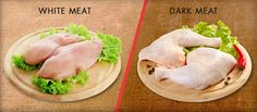 The health benefits of choosing white meat or dark meat may surprise you. From heart disease to losing weight, the type of poultry you eat can influence your health.
