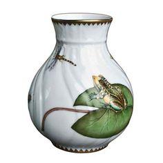 Anna Weatherley Waterlily Bud Vase   Gracious Style