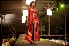 At the end of April, the nonprofit group Festival for African Fashion and Arts held the Fashion for Peace show inside the Nairobi National Park in Kenya. The show featured designers from Kenya, as well as from other African nations, including South Africa, Senegal, Ghana, Nigeria, Uganda and Tanzania.