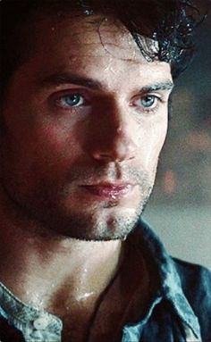Do I kiss those lips into oblivion or get lost in your beautiful blue eyes Henry?