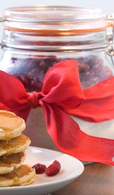 Pancakes in a Jar