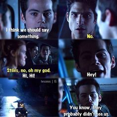 Teen Wolf Season 3 - Stiles & Scott