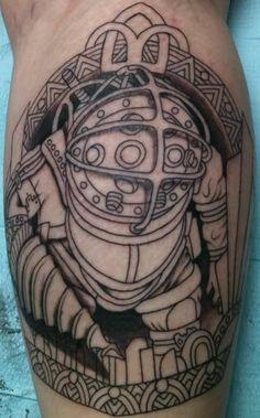 Big Daddy Tattoo Idea