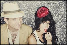 amy winehouse and blake - prb PhotoBoutique photo booth