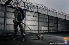 I've had a couple of dachshunds that could've been on patrol!