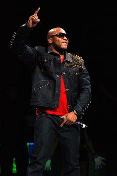 af488ad401e7 Flo Rida Rocking the Spiked Jacket☆. Florida RappersHip Hop ...