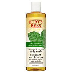 Natural Scrubs and Body Wash | Burt's Bees