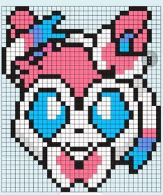 Les 38 Meilleures Images De Tête De Pokemon Pixel Art
