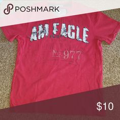 American eagle vintage fit medium American Eagle Outfitters Tops Tees - Short Sleeve
