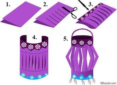 Get Crafty With These Easy and Incredible Homemade Craft Ideas is part of Paper crafts For Girls - Here are some very easy homemade craft ideas that you could try out Have a look Eid Crafts, Ramadan Crafts, New Year's Crafts, Crafts For Girls, Arts And Crafts, India Crafts, Diwali Craft, Rock Crafts, Shimmer Y Shine