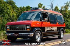 1988 Ford for sale - Hemmings Motor News Sleeper Van, Harley Dealer, 5th Wheel Camper, Chevy Van, Cool Vans, Cargo Van, Chrome Wheels, Camping, Gray Interior