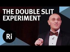 Double Slit Experiment explained! by Jim Al-Khalili - YouTube