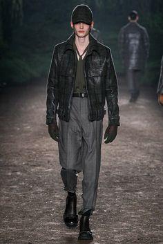 Ermenegildo Zegna Fall 2015 Menswear - Collection - Gallery - Style.com