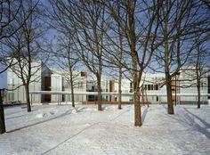 Jyväskylä Primary School, Jyväskylä, Finland - LAHDELMA & MAHLAMÄKI ARCHITECTS
