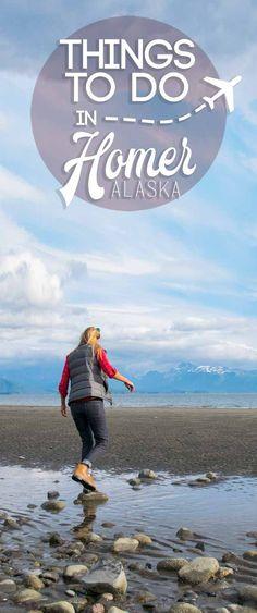 Tidepooling in Homer Alaska Featured pin