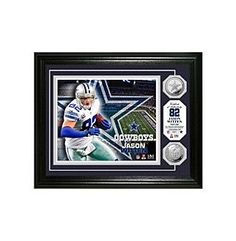 NFL® Dallas Cowboys Jason Witten Silver Minted Coin Photo