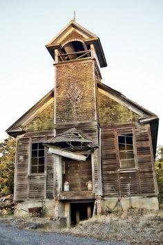Old School Church | Flickr - Photo Sharing!