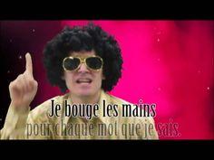 Excellent video pour les salutations et la promotion du français. Kind of dorky but funny/.