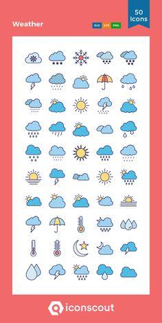Little Doodles, Cute Doodles, Bullet Journal Writing, Bullet Journal Ideas Pages, Planner Doodles, Drawing Tutorials For Beginners, Cute Animal Drawings Kawaii, Weather Icons, Doodle Art Journals