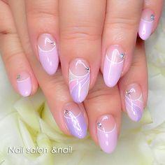 見るたびに爽やかな気持ちに させてくれる大人向けの元気ネイルです。 柔らか系のパステルカラーなので 直ぐに飽きがくることもありません。 春夏おすすめの大人デザインです。アンドネイル Cute Nail Art Designs, Peach Nails, Pink Nails, Emoji Love, Nails Design With Rhinestones, Matte Nails, Love Nails, Wedding Nails, Hair And Nails