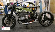 This awe-inspiring Rodney Aguiar custom BMW R80ST recently appeared at the Cycle World Motorcycle Show. Rodney is known for his work with Roland Sands and is also the builder of one of last years m...