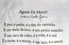 "Elis Regina & Tom Jobim - ""Aguas de Março''"