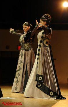 Armenian national dress...