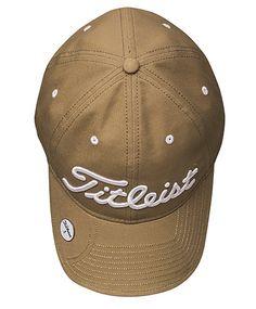 3de8848ebaf Titleist Ball Marker Adjustable Hat from  golfskipin Mens Golf Outfit