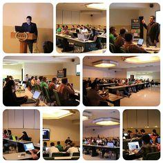 #Diplomado regional de #CommunityManager segundo módulo #MineriasDeDatos #UTH #Honduras