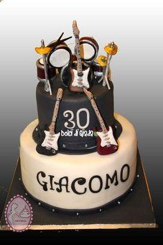 That's Rock ! Rock, cake